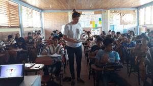 Peru: 09.04.2019 – 20.08.2019