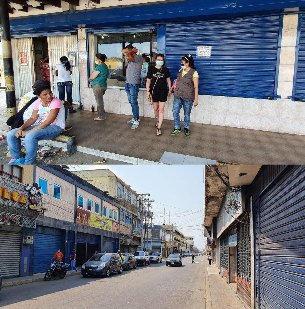 Wenezuela: 10.03.2020 – 26.09.2020