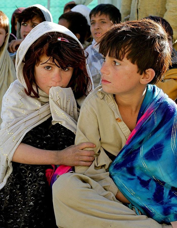 Pomoc dla Afganistanu