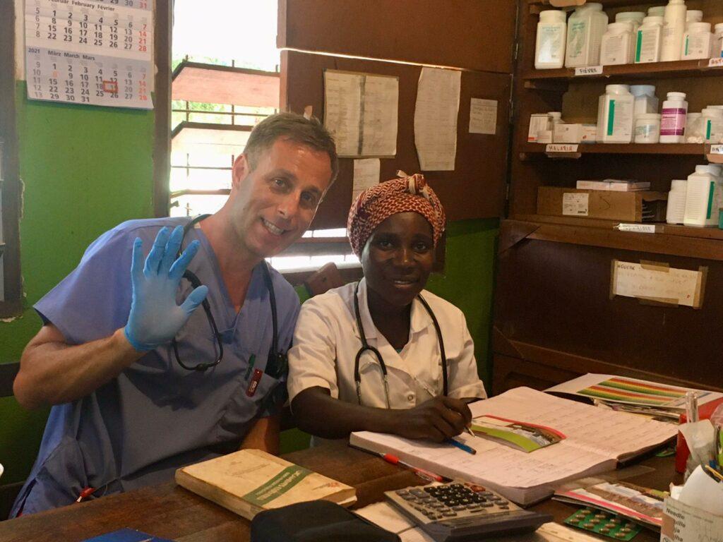 Medycy w Monasao