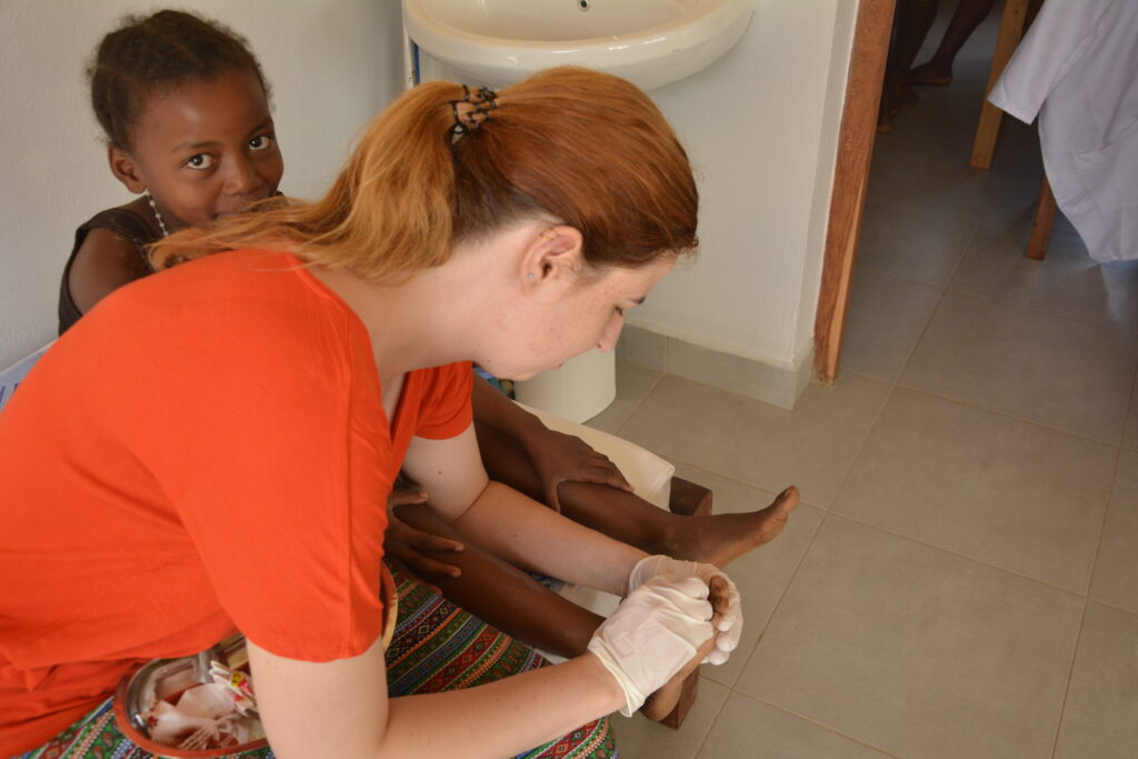 Pomoc medyczna Afryka