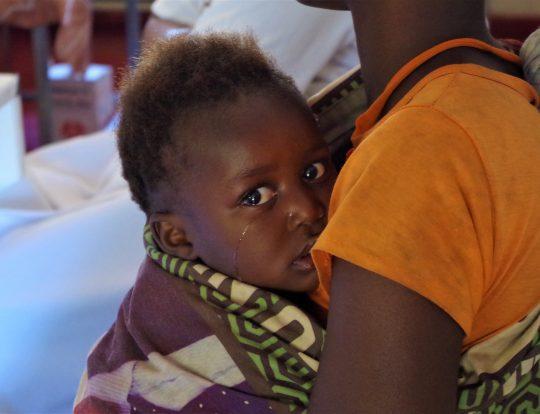 Bezpieczna mama Redemptoriss Missio Afryka